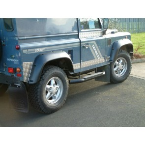 Defender Wheel Arches Extra Wide 110mm Kit - Britpart