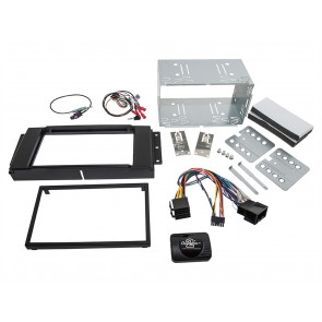 Double DIN Radio Install Kit Freelander 2 / D3 / D4 / RR Sport