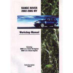 Range Rover L322 200 - 2005 Work Shop Manual