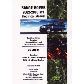 Range Rover L322 200 - 2005 Electrical Manual