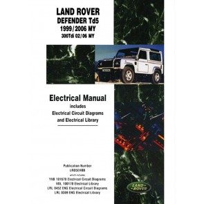 Defender - Td5 - 1999 - 2006 Electrical Manual