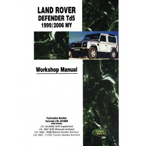 Defender - Td5 - 1999 - 2006 Workshop Manual