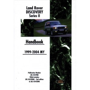 Discovery 2 Hand Book 1999 - 2004