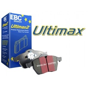EBC Ultimax Brake Pads suits Discovery 1 and Range Rover Classic - 1986 - 1996 - with sensor