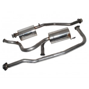 Exhaust 90 Defender 300 Tdi 94-95 up to MA951235