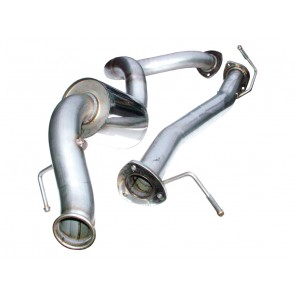 Defender 90 Td5 Stainless steel sports exhaust system