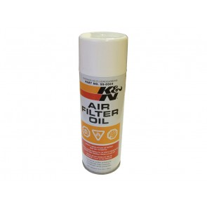 K&N Dirt Retention Lubricating Oil