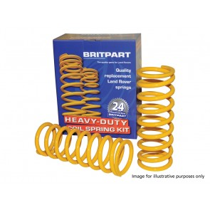 Britpart Spring Kit Front Heavy Duty  Land Rover 90 / 110, Discovery 1, Range Rover Classic