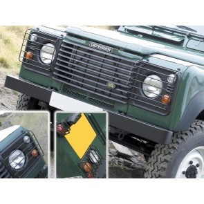 Defender Headlight Guard Kit 2002 On DA4400