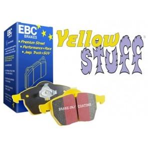 EBC Yellow Stuff Brake Pads suits Range Rover Sport - 2005 - 2009 and Range Rover L322