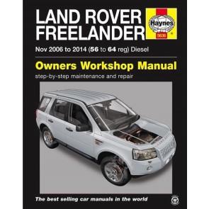 Haynes Land Rover Freelander 2 Nov 2006 to 2014