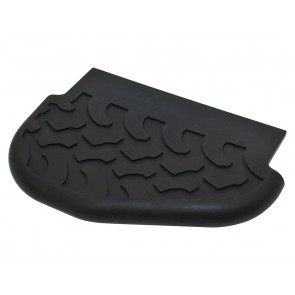 Defender Folding Rear Step - Tyre Pattern Pad