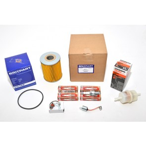 DA6032 Service Kit - Series - 2¼ petrol from 1964 - Lucas ignition (fixed points)