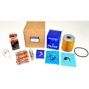 DA6033 Service Kit - Series - 2¼ petrol from 1964 - Lucas ignition (sliding points)