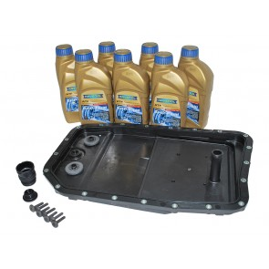 Automatic Transmission Service Kit ZF 6 Speed 6HP26 & 6HP28 Ravenol Oil DA6085