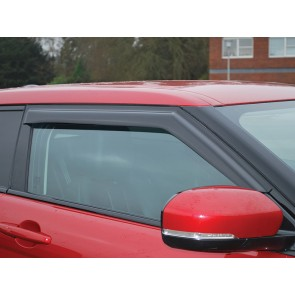 Britpart Wind Deflector Set - Range Rover Evoque 3 Door