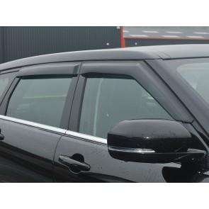 Britpart Wind Deflector Set - Range Rover Evoque 5 Door