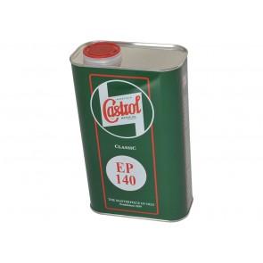 Castrol EP140 Extreme Pressure API GL4 1 Litre