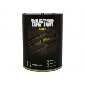 Raptor 5 Ltr - Black Finish