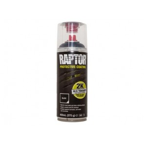 Raptor 400ml aerosol - single can