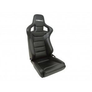 Corbeau Sportline RRS Low Base Defender Seats - Vinyl