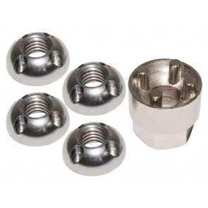 Security Nut Set - M6