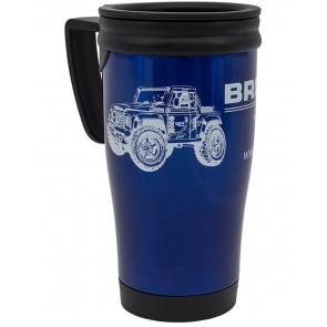 Britpart Stainless Steel Travel Mug