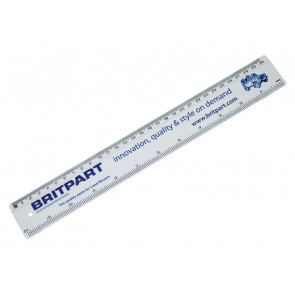 Britpart 300mm Ruler