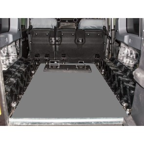 Dynamat Sound Deadening Rear Wheel Arches  Defender 110 - 2007 onwards Station Wagon / Utility