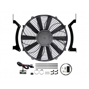 Revotec Electronic Fan Conversion Kit - Series 3 2.25 Petrol / Diesel
