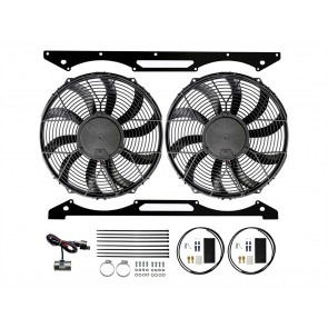Revotec Electronic Fan Conversion Kit - Series 3 V8