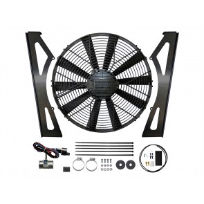 Revotec Electronic Fan Conversion Kit - 90 & 110 2.5D / 2.5TD