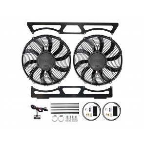 Revotec Electronic Fan Conversion Kit - 90 & 110 V8