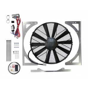 Revotec Electronic Fan Conversion Kit - 200 Tdi & 300 Tdi