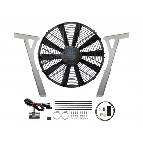 Revotec Electronic Fan Conversion Kit - Range Rover P38 Petrol
