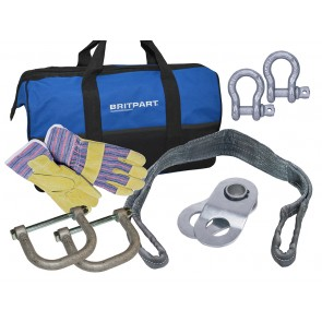 Britpart Winching Kit - Basic 2