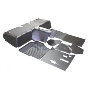 Defender Hardura Insulation Front Matting Kit