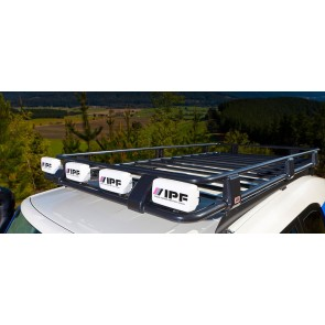 ARB Deluxe Steel Roof Rack 2200x1350mm