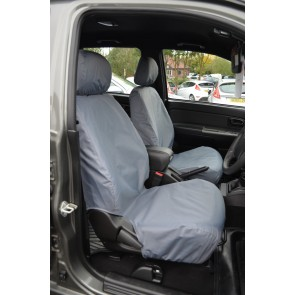 Isuzu Rodeo (2003-2012) Double Cab Front and Rear Seats Seat Covers