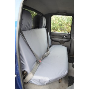 Ford Ranger (2006 to 2012) Double Cab Front and Rear Seats Seat Covers