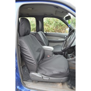 Ford Ranger (1999 to 2006) Double Cab Front and Rear Seats Seat Covers