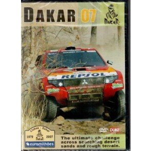 Dakar Rally 2007 Dvd