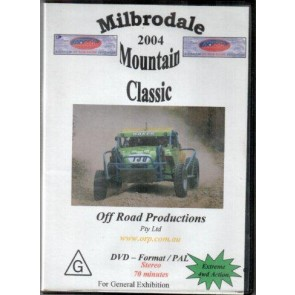 Milbrodale Mountain Classic 2004 Dvd