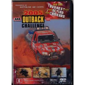 Outback Challenge 2005 DVD