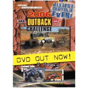 Outback Challenge 2006 DVD