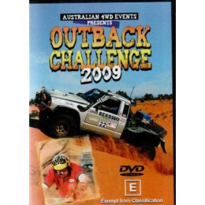 Outback Challenge 2009 DVD