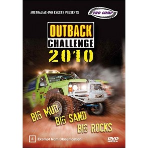 Outback Challenge 2010 DVD