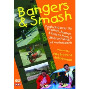 Bangers & Smash with Mike Brewer (DVD)