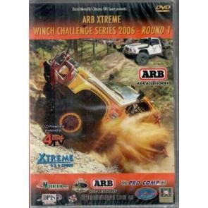 Arb Extreme Winch Challenge 2006 Round 1