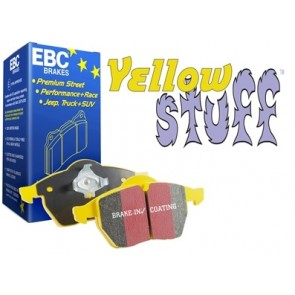EBC Yellow Stuff Brake Pads Suits Discovery 3, Discovery 4, Range Rover Sport - 2005 - 2013 & Range Rover L322